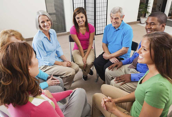 support group treatment